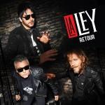 """La Ley """"Retour"""" album cover"""