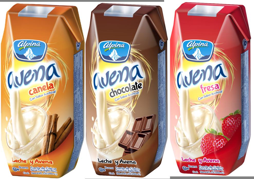 Alpina Foods Invests In Avena Oat Smoothie Line | Hispanic PR Wire