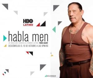 Tipo duro Danny Trejo no tiene miedo de sus sentimientos. Descubre más en la serie de HBO Latino Habla Men.