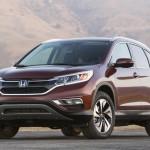 American Honda Motor Co Inc CRV 2015