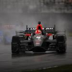 Honda Racing And Hinchcliffe Win