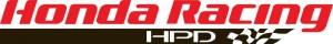 Honda Racing HPD Logo.