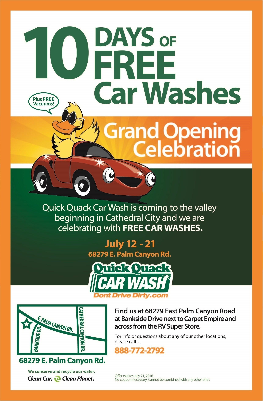 Cathedral City Car Wash