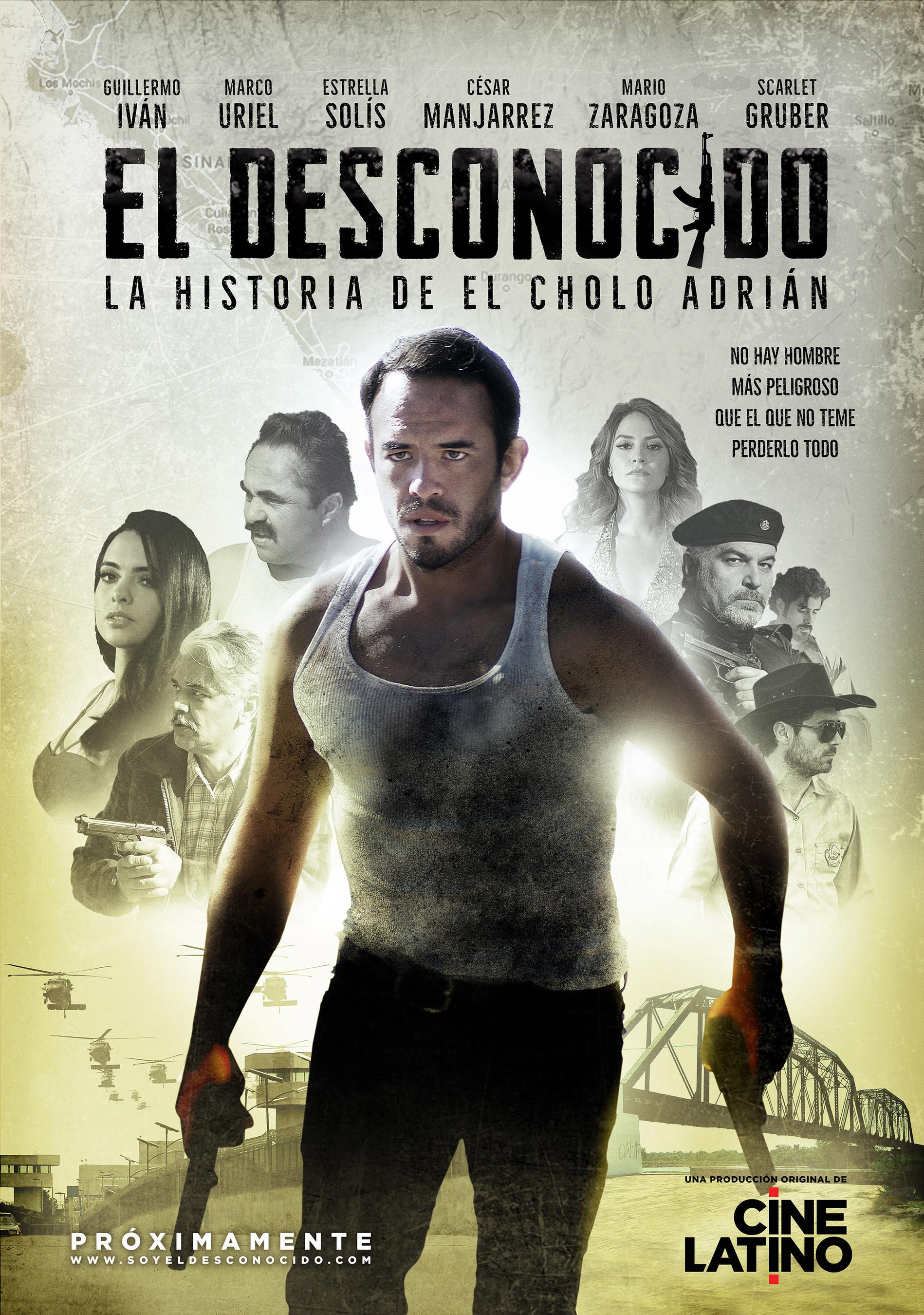 Worldwide premiere of el desconocido la historia del - El chollo del mueble ...