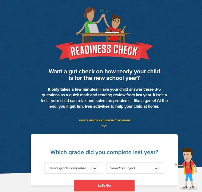 Una nueva herramienta dinámica ofrece a los padres una mejor idea de cuán prep...
